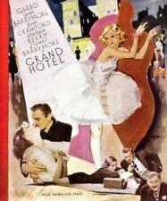 OLD MOVIE PHOTO Grand Hotel Poster Greta Garbo John Barrymore
