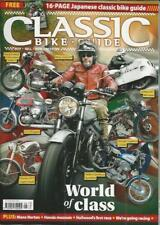 CLASSIC BIKE GUIDE-May 2018 (NEW) *Post included to UK/Europe/USA/Canada