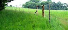 Stock escrime mouton, élevage de M23/200/15, Hot Dip GALV 50MT- livraison gratuite