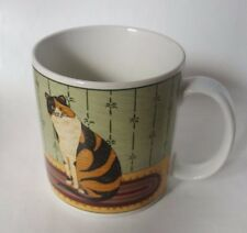 Sakura Cat Collection mugs by Warren Kimble 3 avail Tuxedo  Ginger  Calico 2000