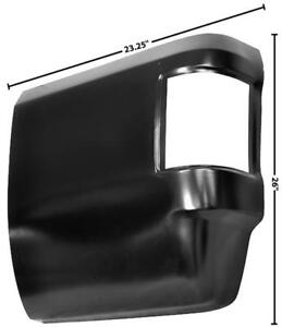 1973-87 Chevy Pickup Rear Bed Corner - LH New Dii