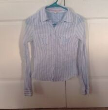 juniors extra small Abercrombie blouse