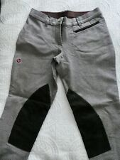 TOSCANA LADIES  JODHPURS PRICE OF WHALES CHECK AND BLACK SIZE 42. WAIST 30""