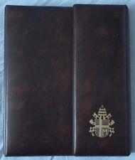 Visita Papale in Canada 1984-Royal Canadian Nuovo di zecca Memorial le medaglie (15) nella cartella
