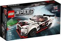 76896 LEGO®  SPEED Champions Nissan GT-R NISMO Vorverkauf 10.03.2020