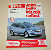 Reparaturanleitung Opel Zafira B - Benziner / Erdgas / Diesel - ab 2005
