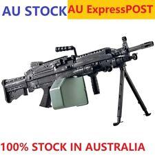 AU STORE ZH M249 SAW V2 NYLON GEAR GEN 8 GEL BLASTER AUTO MAG-FED ADULT SIZE