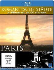 BLU-RAY - Romántico Ciudades - PARIS - Full HD - NUEVO / embalaje original