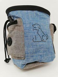 Leckerlibeutel Trainingsbeutel Hundekuchenbeutel Leckerlitasche Bauchgurt Tasche