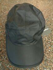 Eddie Bauer Storm Black Baseball Cap Ball Hat Waterproof New Unisex Adjustable