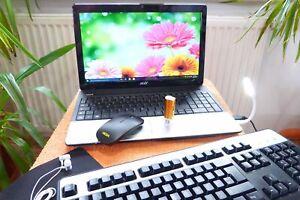 Acer E1 531 l 15 Zoll HD l 8GB RAM l Windows 10 l HDMI DVDRW l Leichte Mängel