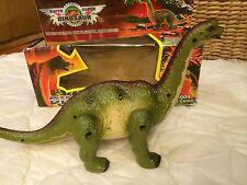 "Dinosaur Epoch that Roars while Walking 13"" L and 7"" High Jurassic Park BN"