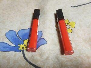 Revlon Colorburst Lipgloss Red 5.9ml x 2 \ Read Description - UK Seller