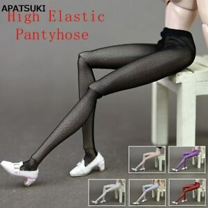 """Fashion Doll Accessories Elastic Pantyhose For 11.5"""" Doll Clothes Stockings 1/6"""
