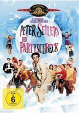 Der Partyschreck [DVD] NEU DEUTSCHE VERKAUFSVERSION mit Peter Sellers The Party