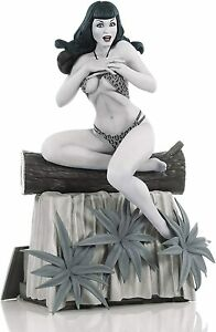 TERRY DODSON BETTIE PAGE BLACK & WHITE EDITION STATUE* BRAND NEW* FREE US SHIP*