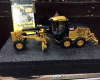 *NEW* Caterpillar Cat 140M Motor Grader 1/50 Scale DieCast 85236 By DM Model