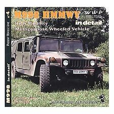 M998 HMMWV in Detail, by WWP PUBBLISHER-2011-NEW!!!