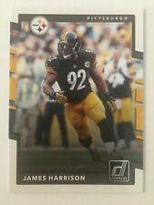 James Harrison 2017 Donruss Pittsburgh Steelers #179