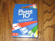 Phase 10 Card Game -New!  Family Game Night - Kid's Game From the Makers of UNO