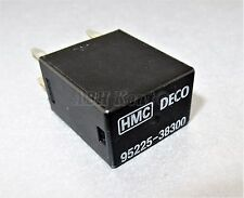 673-Kia Hyundai (2000-2015) Multi-Use 5-Pin Black Relay DECO 95225-38300 12V