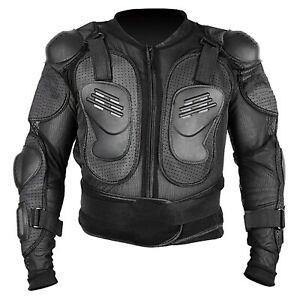 Body Armor Youth Chest Protector Dirt Bike Motocross Racing Kids Protective Gear