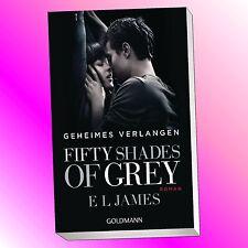 E L James - Fifty Shades of Grey . Geheimes Verlangen - Band 1 (RH 48245)