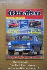 Oldtimer Praxis 12/93 Dino 246 Hansa 1100 Peugeot 404