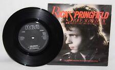 """7"""" Single - Rick Springfield - Love Somebody - RCA RICK 3 - 1984"""