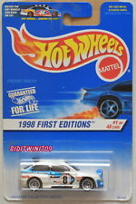 HOT WHEELS 1998 FIRST EDITIONS ESCORT RALLY #1/48