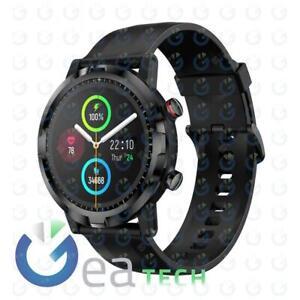 Xiaomi HAYLOU RT LS05S Smartwatch BT Cassa in Acciaio Impermeabile IP68 | Nero