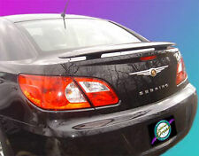 UNPAINTED CHRYSLER SEBRING 4-DOOR CUSTOM STYLE SPOILER 2007-2010