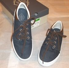 Mens ST JOHNS BAY~BRYCE Lace-Up SHOES~size 7.5~NEW~Pair Athletic SNEAKERS~NAVY