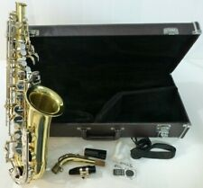 Yamaha Yas 23 Alto Saxophone, Made in JAPAN, Serviced, Looks Good Plays Great