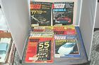 9+Vintage+1975-76+and+1979+Mixed+Lot+Motor+Trend+Magazines