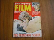 April Photoplay Film & TV Magazines