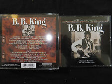 RARE COFFRET 2 CD B B KING / DELUXE EDITION / GOLD COLLECTION /
