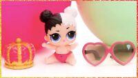 New LOL Surprise LIL HEARTBREAKER Series 2 Little Sisters Baby Doll~Sealed Ball!