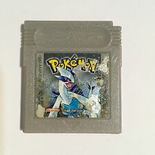 ✨Pokemon Silver Nintendo Gameboy Game Cartridge, BRAND NEW SAVE BATTERY✨