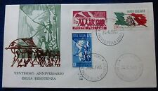 FDC ALA - XX RESISTENZA 1965