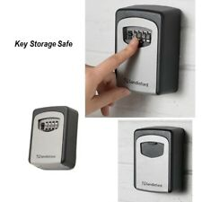 1 x Sandleford Combination Wall Mount Key Storage Safe Lock - 88 x 122 x 40mm