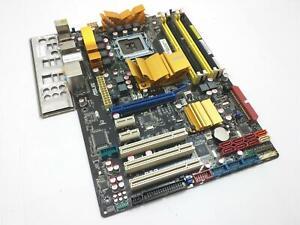 ASUS P5Q LGA775 ATX Motherboard With BP