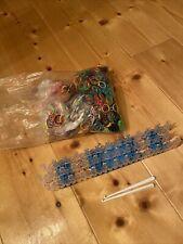 Loom Webrahmen mit Gummibändern und Zubehör