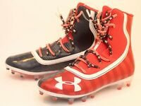 New Under Armour Highlight Limited Edition USA Football Cleats 3021191-600 Sz 9