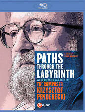 Penderecki: Paths Through the Labyrinth [Blu-ray], New DVDs