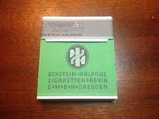 Reproduction WW2 German Cigarette Box for Eckstein Cigarettes