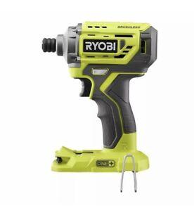 Ryobi P239 18V Li-Ion Cordless Brushless Impact Driver + P191 3ah Battery *NEW*