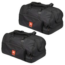 """(2) JBL EON615-BAG Deluxe Padded Carry Bags for EON615 Two-Way 15"""" Speaker Pair"""