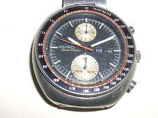 Vintage SEIKO MASTER Ref. 6138-0011 UFO Chronograph Automatic Watch