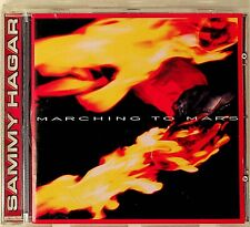 Sammy Hagar Marching To Mars CD (JAPAN *PROMO* SAMPLE 1997) VAN HALEN MVCE-24010
